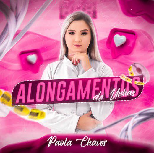 Curso Alongamento de Unhas com Paola Chaves