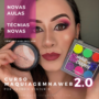 Curso Maquiagem na Web 2.0 Andréia Venturini É bom Vale a Pena?