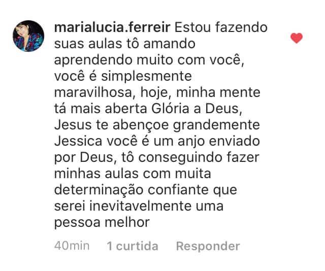 Curso Sobrancelhas Jéssica Soares