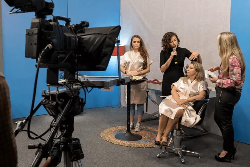NATÁLIA CRUZ do Curso de Maquiagem Profissional Online