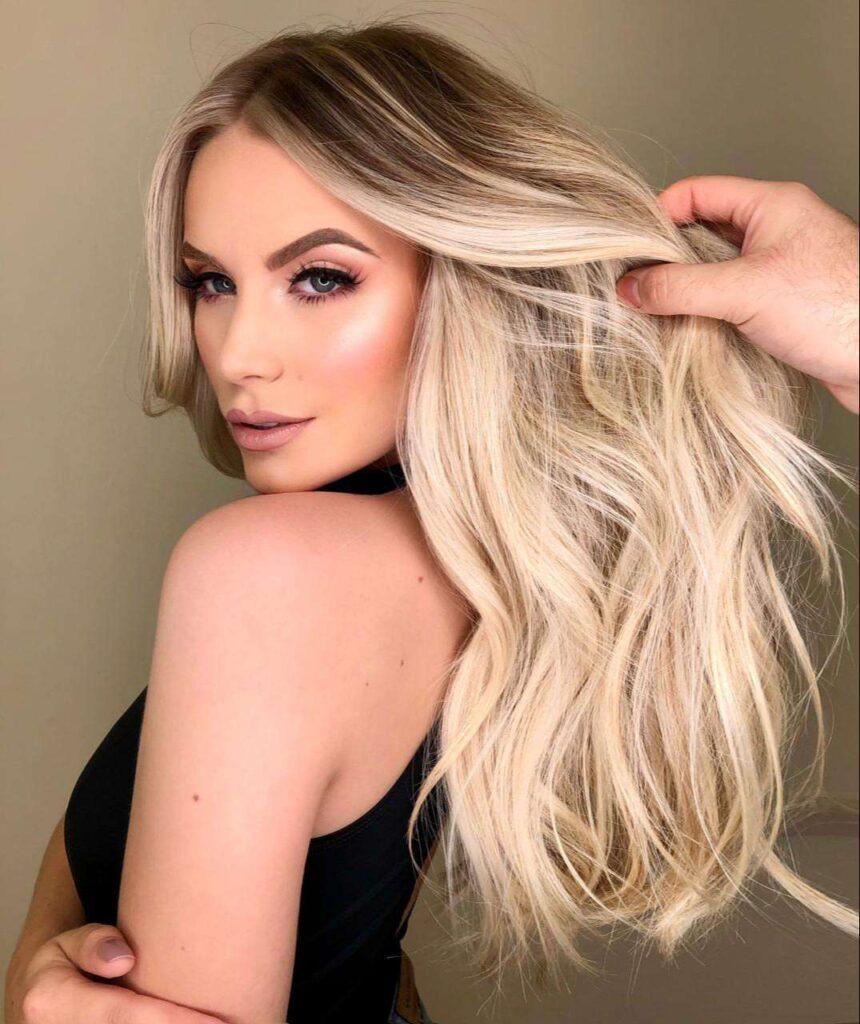 hair contour e finalização para fotos