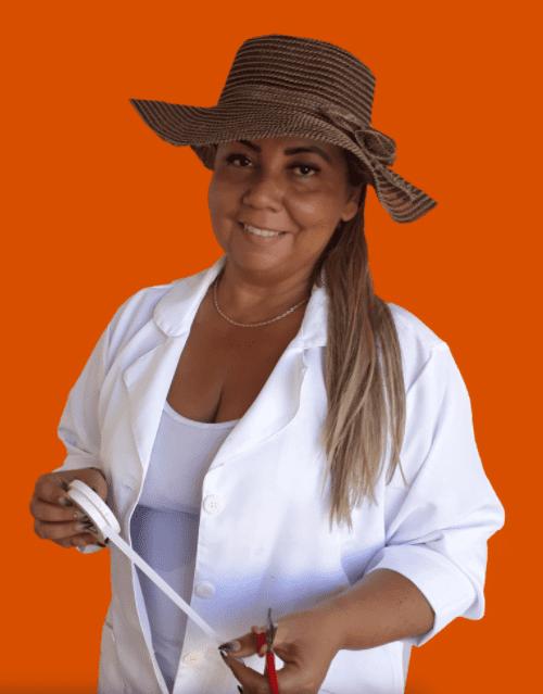 Silmara Nunes, instrutora do Curso Personal Bronze de Sucesso