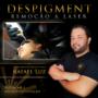DESPIGMENT – Curso de Remoção a Laser de Tatuagem e Micropigmentação de Sobrancelhas