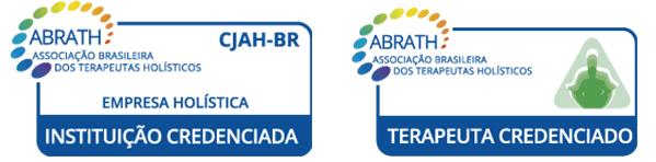 Instituição Credenciada e Terapeuta Credenciado pela ABRATH