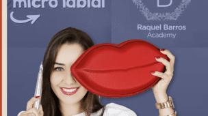 Curso Micropigmentação Labial Raquel Barros