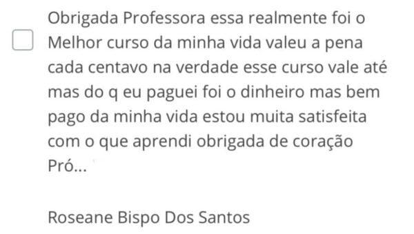Neutralização e Despigmentação de Sobrancelhas e Lábios curso da Raquel Barros