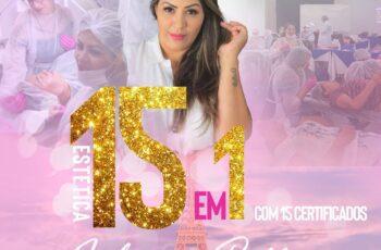Estética 15 em 1 - By Juliana Parra