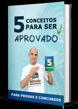 Ebook Grátis - Como Ser Aprovado em Concursos e Provas