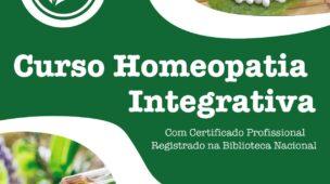 Curso de Terapeuta em Homeopatia Integrativa