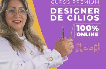 Designer de Cílios em 21 dias