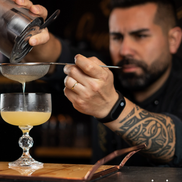 Gui Rial - Curso de Bartender
