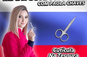 MANICURA RUSSA com Paola Chaves