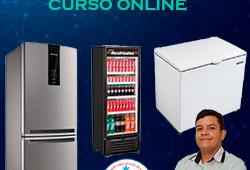 Curso A arte de Consertar Geladeira - Curso de Refrigeração Online