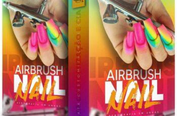 Curso Completo Airbrush Nail - Aerografia em Unhas