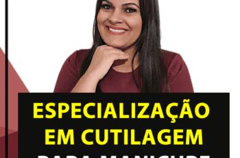 Curso de Cutilagem para Manicures com Faby Cardoso - Especialização 2021