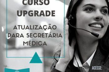 Curso UPGRADE Secretária Médica