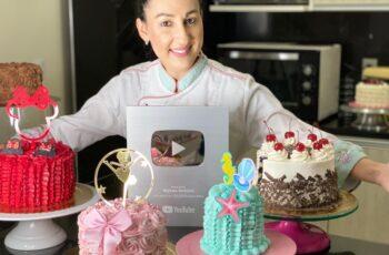 Escola de bolo 3.0 - 3 em 1 com Marrara Bortoloti