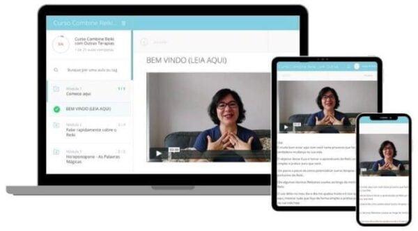 Curso Combine Reiki com Outras Terapias Preço Valor Onde Comprar Site Oficial