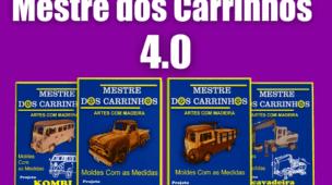 Curso Mestre dos Carrinhos 4.0