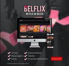 BelFlix - NetFlix da Beleza