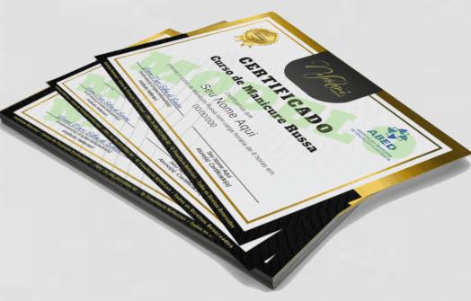 Curso Alongamento de Unhas com Certificado