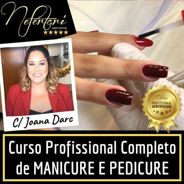 Curso Manicure e Pedicure Profissional