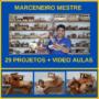 Marceneiro Mestre Curso Vale a Pena? Download PDF Carrinhos de Madeira