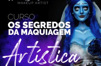 Os Segredos da Maquiagem Artística