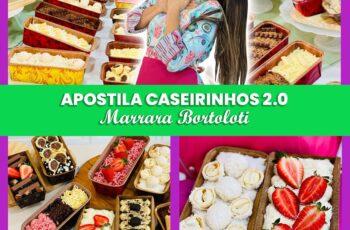 Apostila Caseirinhos 2.0 - Marrara Bortoloti