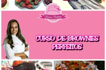 Apostila de Brownies Perfeitos