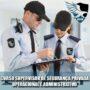 Curso Supervisor de Segurança – Operacional Administrativo É Bom?