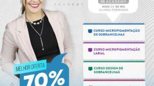 Pacote de Cursos Raquel Barros Academy