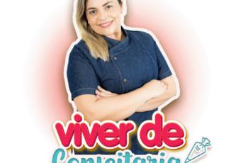 Viver de Confeitaria - Escola para Confeiteiros da Ana Formiga